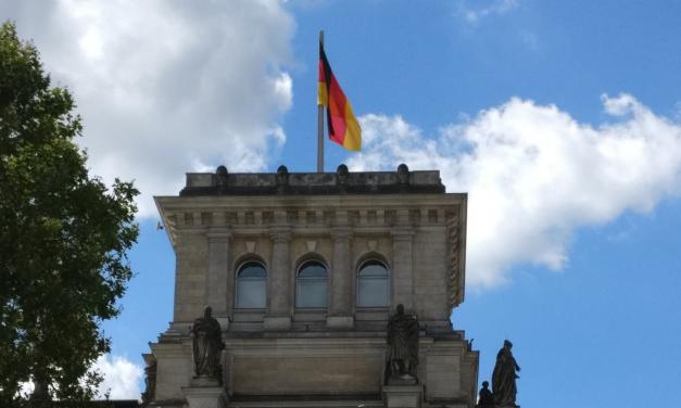 Tag der offenen Tür in Berlin