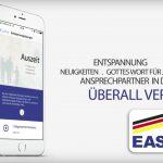 Auszeit-Entspannungsübungen und Smartphone-App der EAS