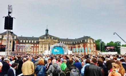 Katholikentag 2018 in Münster – und wir waren dabei
