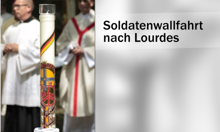 Und – wie war es in Lourdes?