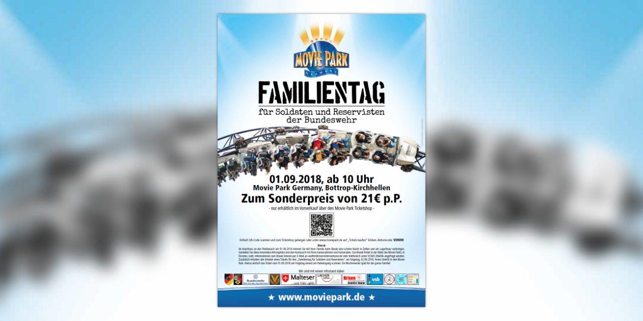 Familientag für Soldaten und Reservisten 2018