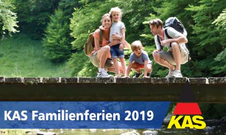 Familienferien der KAS 2019