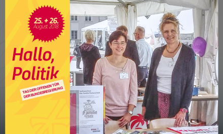 """KRISENKOMPASS beim """"Tag des offenen Ministeriums 2018"""""""