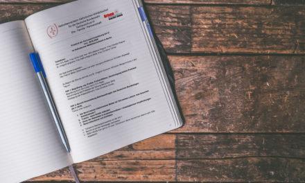 Zusammenfassung Sachausschuss-Sitzung am 29.02.2020 (und Protokoll)