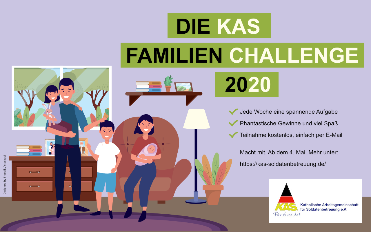 KAS Familien-Challenge 2020