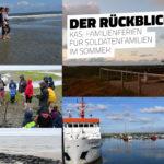 Ein Rückblick auf die KAS-Familienferien 2020 auf Spiekeroog