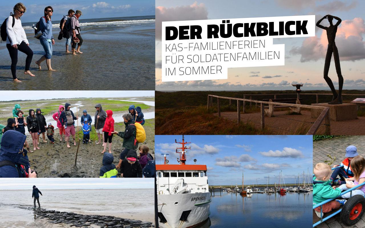 KAS Familienferien - Sommer 2020 - Ein Rückblick