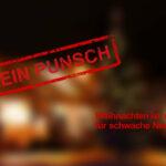 Kein Punsch – Adventsimpuls der Kath. Militärseelsorge
