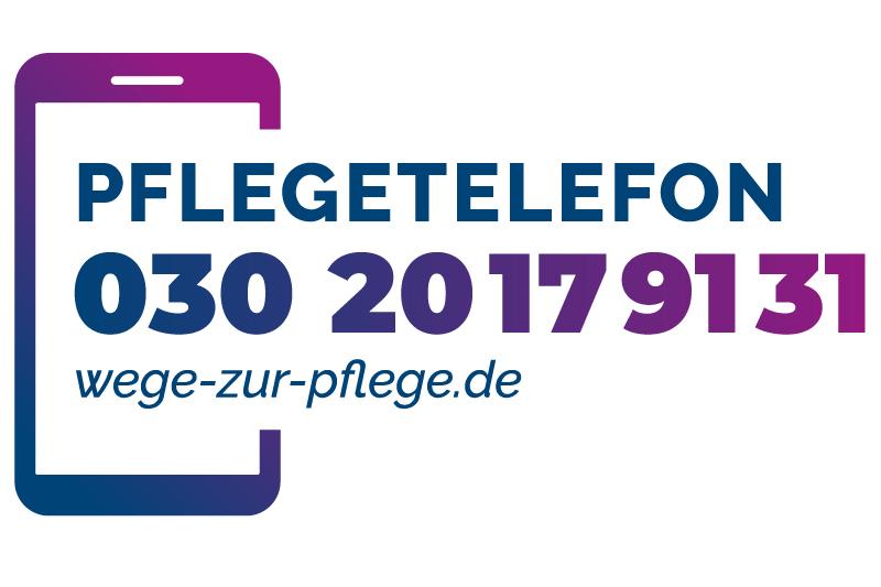 Pflegetelefon - Wege-zur-Pflege.de