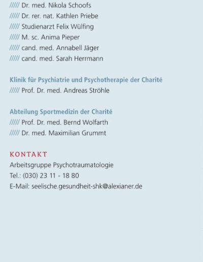 Seite 4 - Flyer: Bewegung gegen PTBS