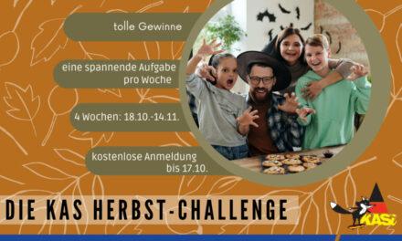 Die KAS Herbst-Challenge für Bundeswehrfamilien